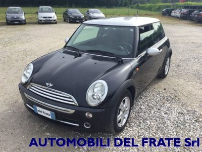 brugt Mini ONE 1.6 16Vde luxe usato
