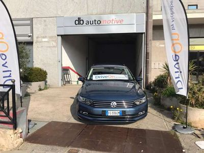 usata VW Passat Variant 1.6 TDI Business BlueMoti