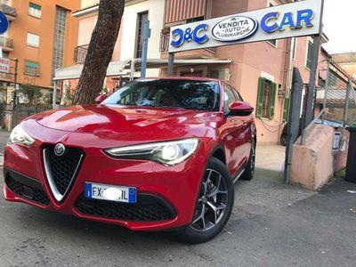 usata Alfa Romeo Stelvio 2.2d 160 CV 6200km 19 NAVI PDC XENO BUSINES FULLL