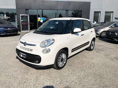 usata Fiat 500L 2012 Benzina 0.9 t.air t. natural power Lounge 80cv