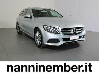 usata Mercedes C220 d S.W. Auto Spo