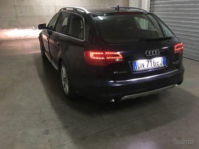 brugt Audi A6 Allroad 3.0 quattro cambio f1