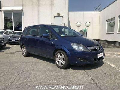 usata Opel Zafira Zafira 2ª serie1.7 CDTI 110CV Cosmo