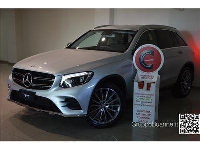 usata Mercedes GLC250 4MATIC PREMIUM AMG KM CERT ITALIANA NO IMPORT