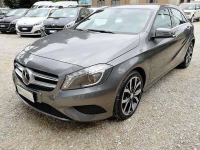 używany Mercedes A180 CDI BlueEFFICIENCY 109cv