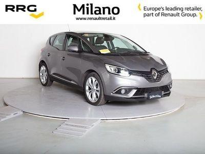 usata Renault Scénic 1.5 dci energy Zen 110cv 2017