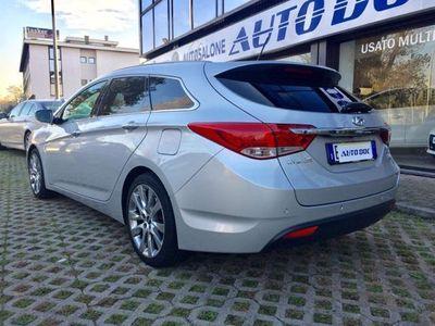 gebraucht Hyundai i40 Wagon 1.7 CRDi 136CV Aut. Comfort