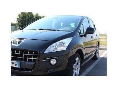 usata Peugeot 3008 1.6 HDi 112CV cambio robotizzato Bu