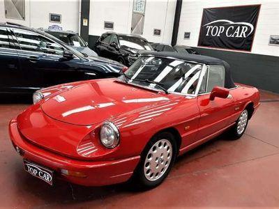 usata Alfa Romeo Spider 2.0i cat DUETTO CABRIO PELLE ALCANTARA
