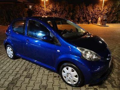 usata Toyota Aygo 1.0 12V VVT-i 5 porte Blue