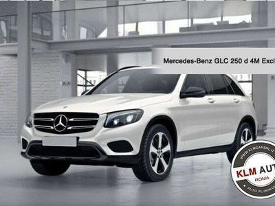 usata Mercedes GLC250 d 4Matic *PRO.CON.GAR.UFF* Antonella 3533153122 rif. 13896211