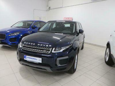 usata Land Rover Range Rover evoque PURE 2.0 TD4 5p. aut. UNICO PR.