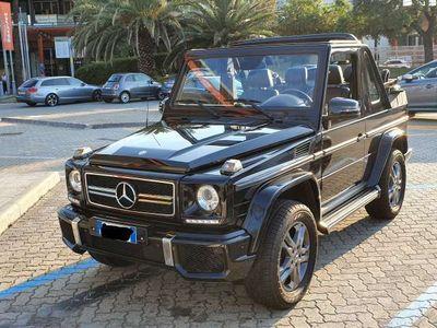 usata Mercedes G320 CDI cat Cabrio