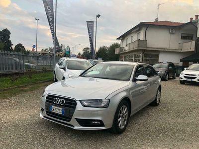 usata Audi A4 Avant 2.0 TDI 150cv clean diesel multitroni eur 6