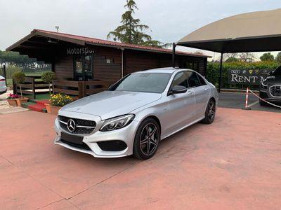 "usata Mercedes C43 AMG AMG 4Matic 18"" SEDILI PERFORMANCE COMAND TETTO !!"