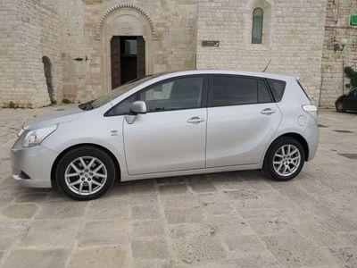 usata Toyota Verso Sol Pacchetto Luxury Cambio Automatico