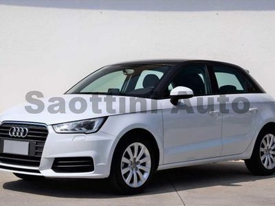 usado Audi A1 A1 SPB 1.6 TDI 116 CV Metal plusSPB 1.6 TDI 116 CV Metal plus