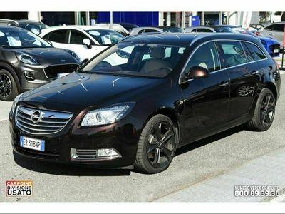 usata Opel Insignia sports tourer 2.0 cdti biturbo cosmo s&s 4x4 195cv
