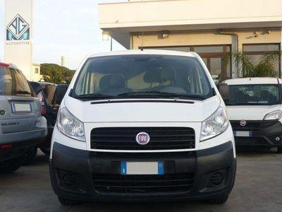 usata Fiat Scudo 1.6 MJT 5 porte PM-TN Furgone 10q. Comfort