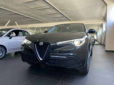 usata Alfa Romeo Stelvio 2.0 Turbo 200 CV AT8 Q4 Business