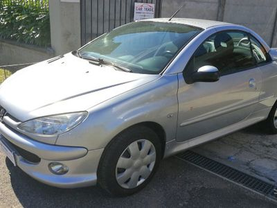 second-hand Peugeot 206 CC anno 2007