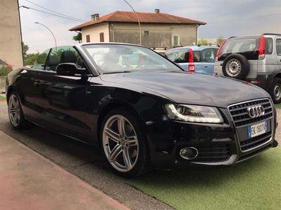usata Audi A5 Cabriolet 2.0 TDI F.AP. S-LINE INTERNO/ESTERNO