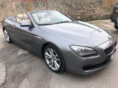 usata BMW 650 Cabriolet 650i Cabrio Futura i Futura