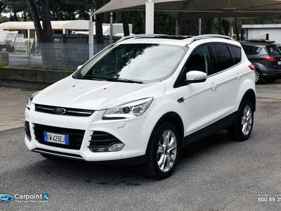 second-hand Ford Kuga 2.0 tdci Titanium 4wd 163cv powershift