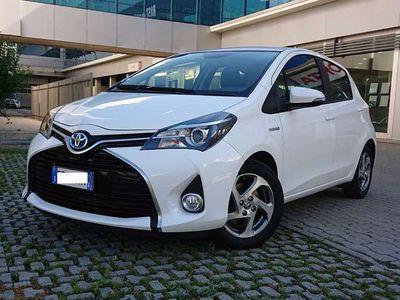 usata Toyota Yaris 1.5 Hybrid 100 cv 5 porte Active