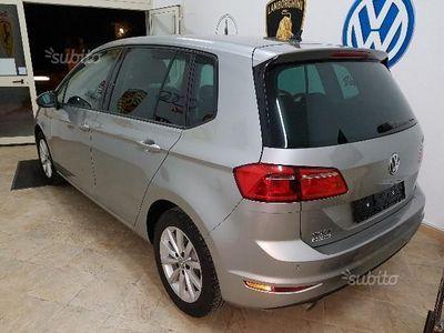 usata VW Golf Sportsvan Golf Sportsvan 1.6 TDI 110CV Highline BlueMotion Technology
