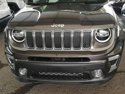 usata Jeep Renegade Limited 1.6 Mjt 120 CV Full Led Int. Pelle Bianca