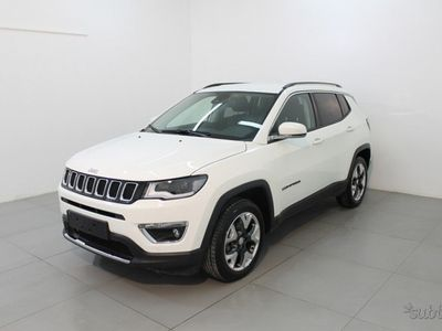 gebraucht Jeep Compass 1.6 Multijet II 2WD Limited Naked