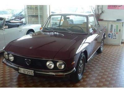 usata Lancia Fulvia coupe' anno 1973 cc1300 benz. km 92906