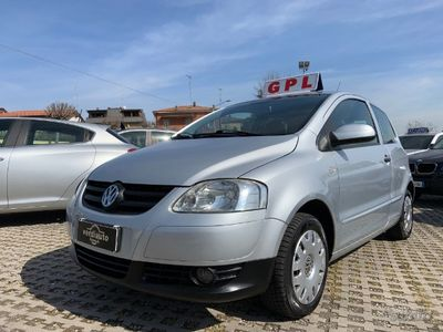 brugt VW Fox 1.2 CC GPL BRC A SCOMPARSA-CLIMA-