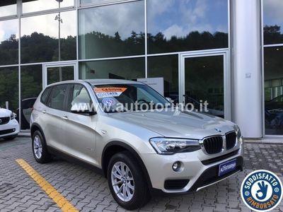 brugt BMW X3 X3xdrive20d Business auto