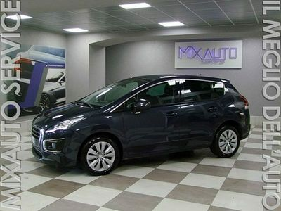 usata Peugeot 3008 1.6 HDI 84kw EU5