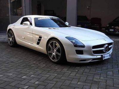 gebraucht Mercedes SLS AMG AMG Coupé NUOVA ALI DI GABBIANO