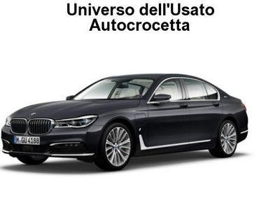 begagnad BMW 740