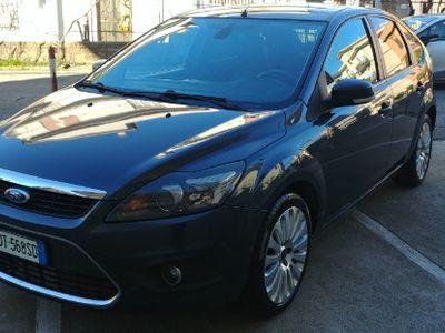 brugt Ford Focus 2,0 CC benzina GPL Titanium