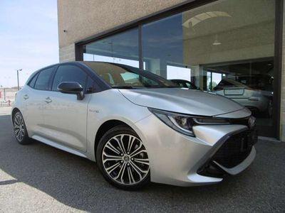 usata Toyota Corolla 2.0 Hybrid Style KM ZERO UFFICIALE PRONTA