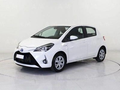usata Toyota Yaris 1.5 Hybrid 5 porte Business usato