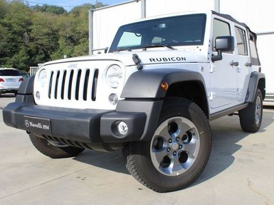 brugt Jeep Wrangler 2011 Unlimited Diesel unlim. 2.8 crd Rubicon auto E6