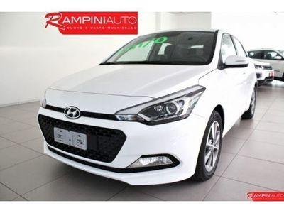brugt Hyundai i20 1.2 B. 84 CV Km Zero 5 ANNI DI GARANZIA!!!