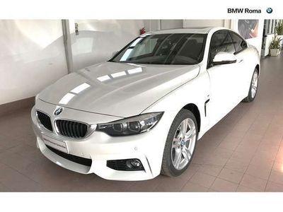 usata BMW 420 d xDrive Coupé Msport
