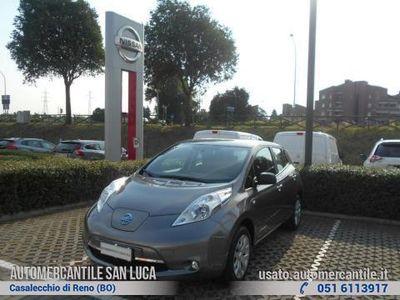 usata Nissan Leaf Elettrico Sincrono Trifase Visia Flex