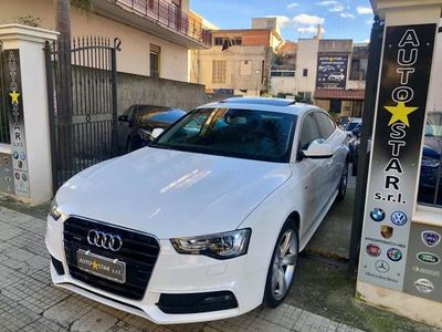 usata Audi A5 2.0 TDI QUATTRO 190CV S-Line