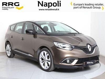usata Renault Grand Scénic dCi 120 CV Sport Edition2 del 2019 usata a Pozzuoli