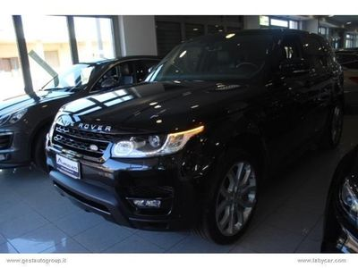 begagnad Land Rover Range Rover Sport 3.0 Sdv6 Hse Dynamic Auto