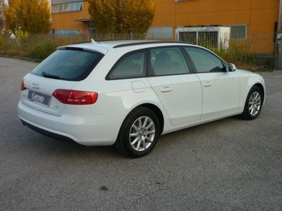 usata Audi A4 2.0 TDI 150HP BUSINESS MULTITRONIC