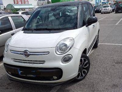 usata Fiat 500L 1.4 95 CV Panoramic Edition Bianco